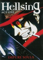 Manga DVD - Hellsing Act One