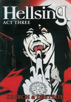 Manga DVD - Hellsing Act Three
