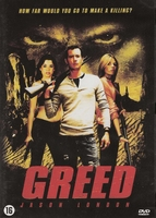 DVD Actiefilm - Greed