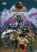 Film DVD-Mortal Kombat-Defenders of the realm
