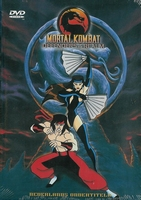 Film DVD - Mortal Kombat-Defenders of the realm (2)