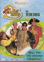 Studio 100 DVD - Piet Piraat - De Viking