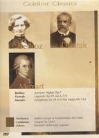 Goldline Classics DVD - Berlioz - Dvorak - Mozart:
