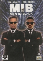 DVD Science Fiction - Men In Black