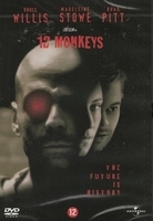 Thriller DVD - 12 Monkeys