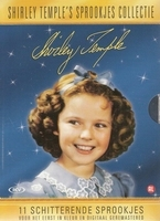 DVD box - Shirley Temple`s sprookjes collection