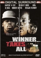 Actiefilm DVD - Winner takes all