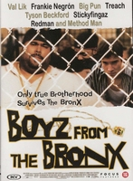 Actie DVD - Boyz From The Bronx