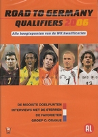Voetbal DVD - Road To Germany Qualifiers 2006