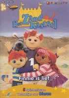DVD Het Zandkasteel - Finnie is Lief