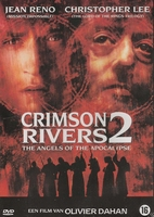 Thriller DVD - Crimson Rivers 2  Angels of the Apocalypse