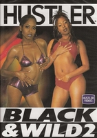 Hustler DVD - Black and Wild 2