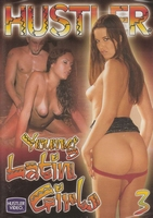 Hustler DVD - Young Latin Girls 3
