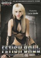 Platinum X DVD - Fetish Ball