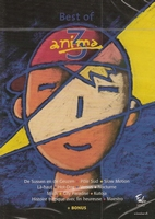 Anime DVD - Best of Anima 3