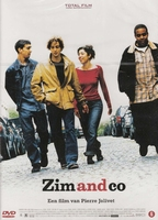 Franse film DVD - Zim and Co