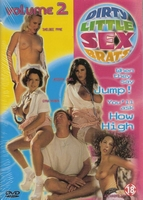 Quest DVD - Dirty Little Sex Brats 2