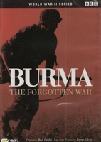 DVD oorlogsdocumentaire - Burma the Forgotten War