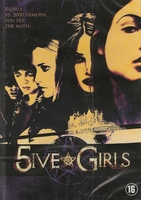 Horror DVD - 5ive Girls