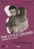 Franse film DVD - The Little Soldier