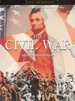 DVD oorlogsdocumentaire - The Civil War: Blood and Honor