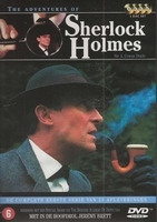 DVD TV series - The Adventures of Sherlock Holmes