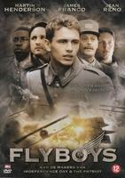 DVD oorlogsfilms - Flyboys