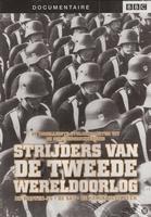 DVD oorlogsdocumentaire - Strijders van de 2e Wereldoorlog