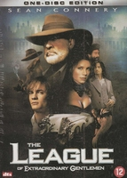 Avontuur DVD - The League of Extraordinary Gentlemen