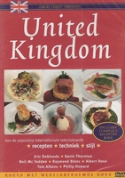 Koken DVD - Great Chefs presents United Kingdom