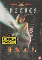 Science Fiction DVD - Species