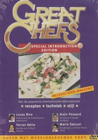 Koken DVD - Great Chefs Introductie Editie