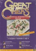 Koken DVD - Great Chefs Introductie Editie