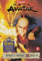 Avatar DVD Natie 1: Water deel 4