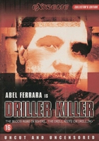 Horror DVD - Driller Killer