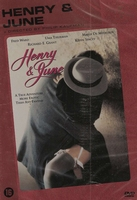 Romantiek DVD - Henry & June