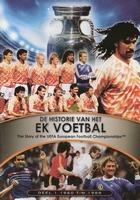 Voetbal DVD - De Historie van het EK Voetbal deel 1
