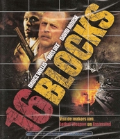Actie Blu-ray - 16 Blocks
