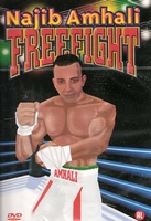 DVD Najib Amhali - Freefight