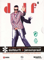 Dolf Jansen DVD Dolfdurft + Jansenpraat (2 DVD)
