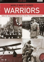 DVD oorlogsdocumentaire - Warriors (2 DVD)