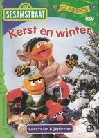 DVD Sesamstraat - Kerst en Winter
