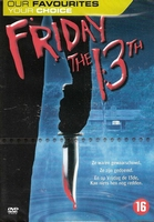 Horror DVD - Friday the 13th