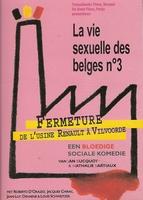 Filmhuis DVD - Fermeture de l'Usine Renault a Vilvoorde