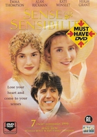 Romantiek DVD - Sense and Sensibility