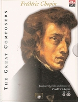 The Great Composers: Frederic Chopin (2 CD+DVD)