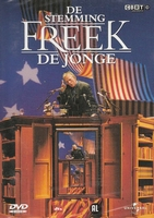 Cabaret DVD Freek de Jonge - De Stemming