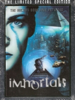 Science Fiction DVD - Immortals (2 DVD SE)