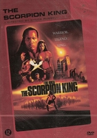 Avontuur DVD - The Scorpion King