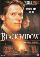 Thriller DVD - Black Widow